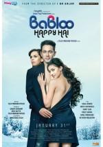 Babloo Happy Hai (2014) afişi