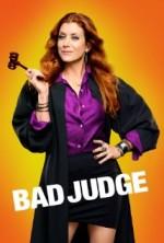Bad Judge (2014) afişi