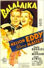 Balalaika (1939) afişi