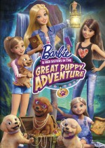 Barbie & Her Sisters in the Great Puppy Adventure (2015) afişi