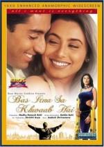 Bas Itna Sa Khwaab Hai (2001) afişi