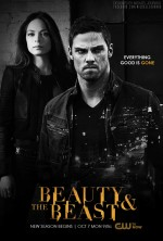 Beauty and the Beast Sezon 3 (2015) afişi