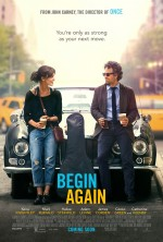 Begin Again (2013) afişi