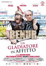 Benur - Un gladiatore in affitto (2012) afişi