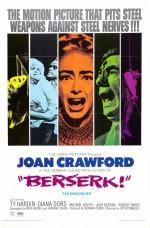 Berserk! (1967) afişi