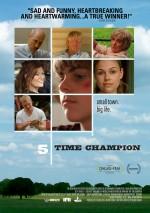 Beş Kez Şampiyon (2011) afişi
