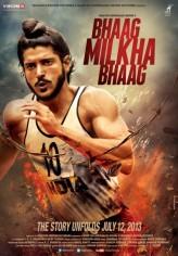 Koş Milkha Koş (2013) afişi