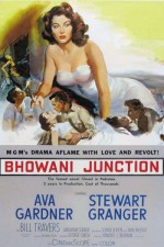 Bhowani Junction (1956) afişi