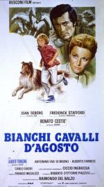 Bianchi cavalli d'Agosto (1975) afişi