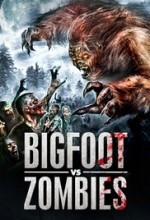 Bigfoot Vs Zombies (2016) afişi