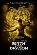 Birth of the Dragon (2016) afişi
