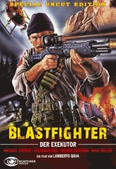 Blastfighter (1984) afişi