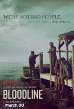 Bloodline Sezon 1 (2015) afişi