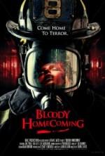 Bloody Homecoming (2012) afişi