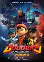 BoBoiBoy: The Movie (2016) afişi