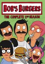 Bob's Burgers Sezon 2 (2012) afişi