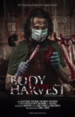 Body Harvest (2015) afişi