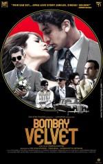 Bombay Velvet (2015) afişi