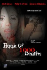 Book of 1000 Deaths (2012) afişi