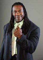 Booker Huffman profil resmi