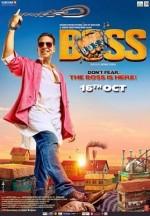 Boss (2013) afişi