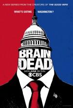 BrainDead (2016) afişi