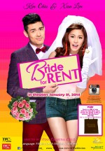 Bride For Rent (2014) afişi
