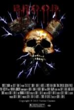 B.R.O.O.D. (2013) afişi