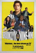 Brooklyn Nine-Nine Sezon 3  afişi