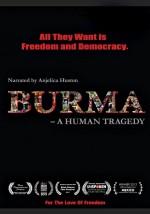 Burma: A Human Tragedy (2011) afişi