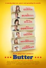Butter (2011) afişi
