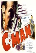 C-man (1949) afişi