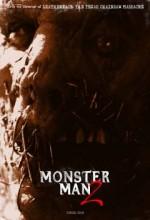 Canavar Adam 2 (2011) afişi
