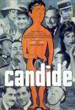 Candide Ou L'optimisme Au Xxe Siècle (1960) afişi