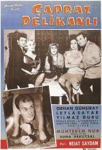 Çapraz Delikanlı (1963) afişi
