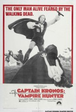Captain Kronos - Vampire Hunter (1974) afişi
