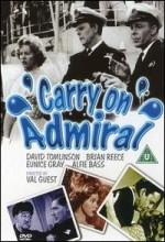 Carry On Admiral (1957) afişi