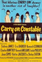 Carry On Constable (1960) afişi