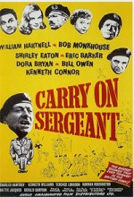 Carry On Sergeant (1958) afişi