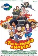 Casseta & Planeta: A Taça Do Mundo É Nossa (2003) afişi
