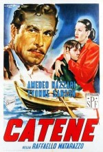 Catene (1949) afişi