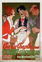 Caught in A Cabaret (1914) afişi