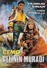 Cemo<gelinin Muradı (1970) afişi