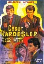 Cesur Kardeşler (1966) afişi