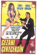 Cezanı Çekeceksin (1972) afişi