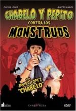 Chabelo Y Pepito Contra Los Monstruos (1973) afişi