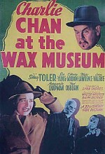 Charlie Chan At The Wax Museum (1940) afişi