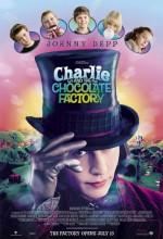 Johnny Depp Charlienin Çikolata Fabrikası