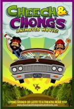 Cheech & Chong's Animated Movie (2012) afişi