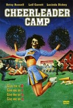 Cheerleader Camp (1987) afişi